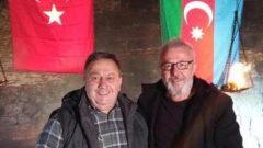 İSMAİL TÜRÜT VUR EMRİ İLE AZERBAYCAN' I SALLADI ( AZERBAYCAN' DAN SEVGİ SELİ )